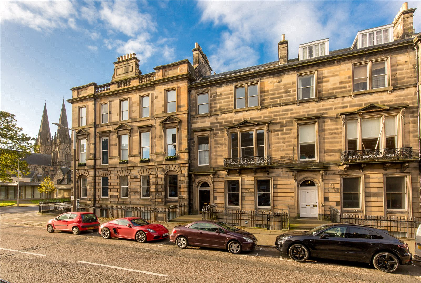 Additional photo for property listing at Manor Place, Edinburgh, EH3 Edinburgh, Scotland