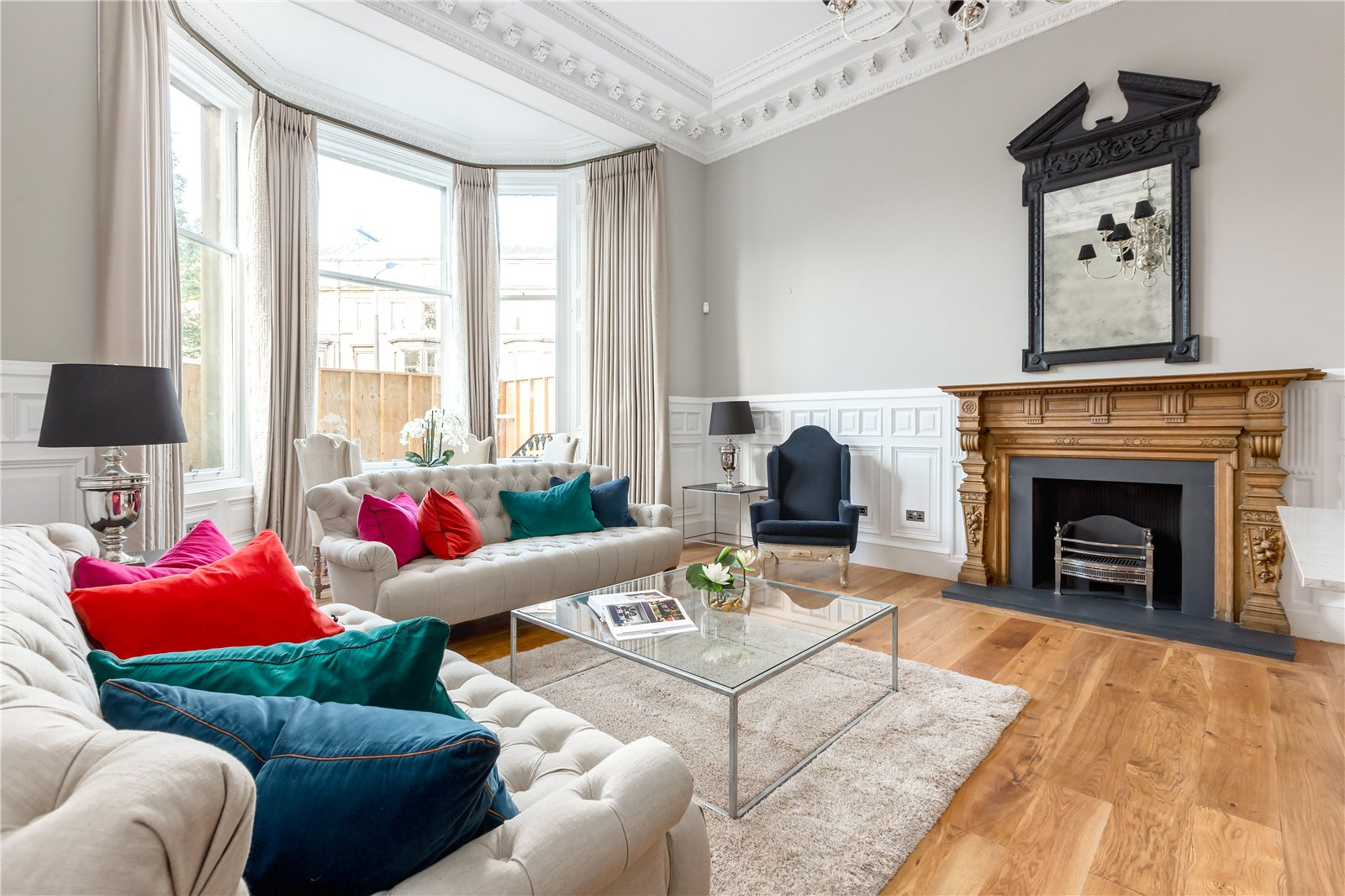 Appartement pour l Vente à Drumsheugh Gardens, Edinburgh, EH3 Edinburgh, Scotland