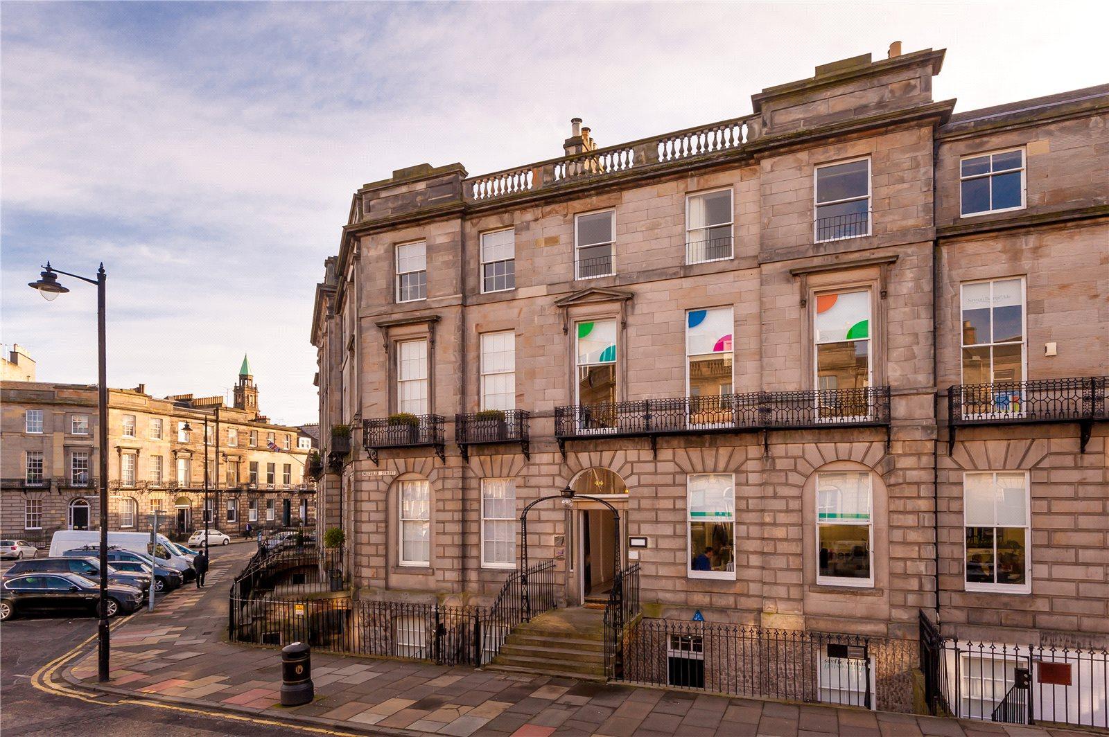 Maison unifamiliale pour l Vente à Melville Street, Edinburgh, EH3 Edinburgh, Scotland