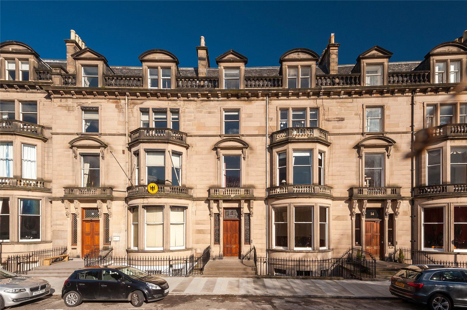 Apartamentos para Venda às Eglinton Crescent, Edinburgh, EH12 Edinburgh, Scotland