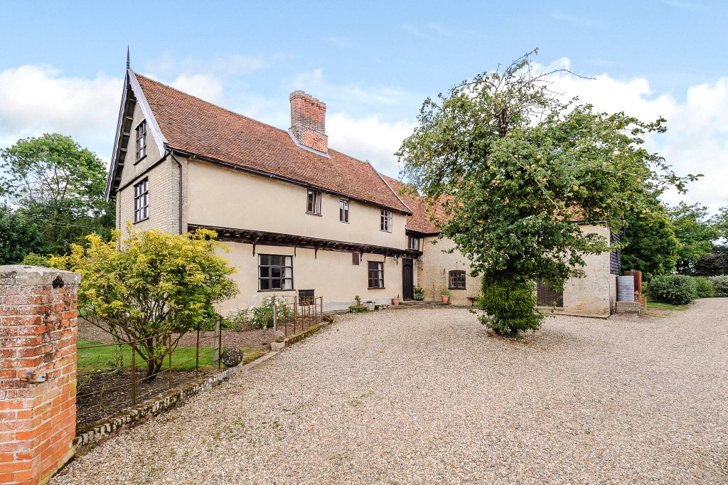 Single Family Home for Sale at Monks Eleigh, Ipswich, Suffolk, IP7 Ipswich, England