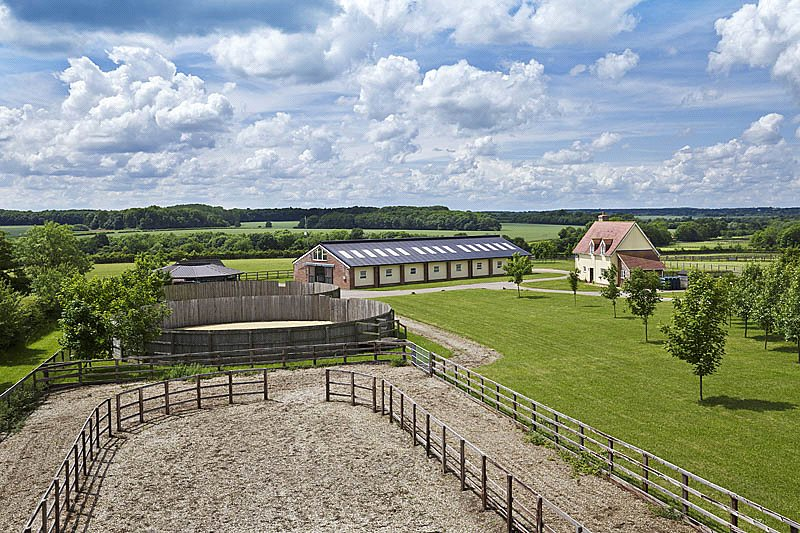 Farm / Ranch / Plantation for Sale at Cowlinge, Newmarket, Suffolk, CB8 Newmarket, England