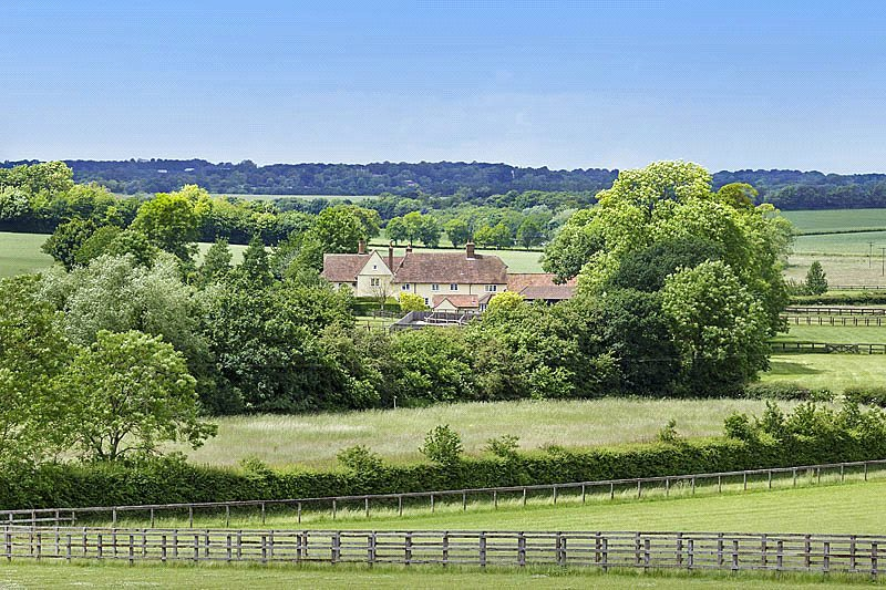 Single Family Home for Sale at Cowlinge, Newmarket, Suffolk, CB8 Newmarket, England