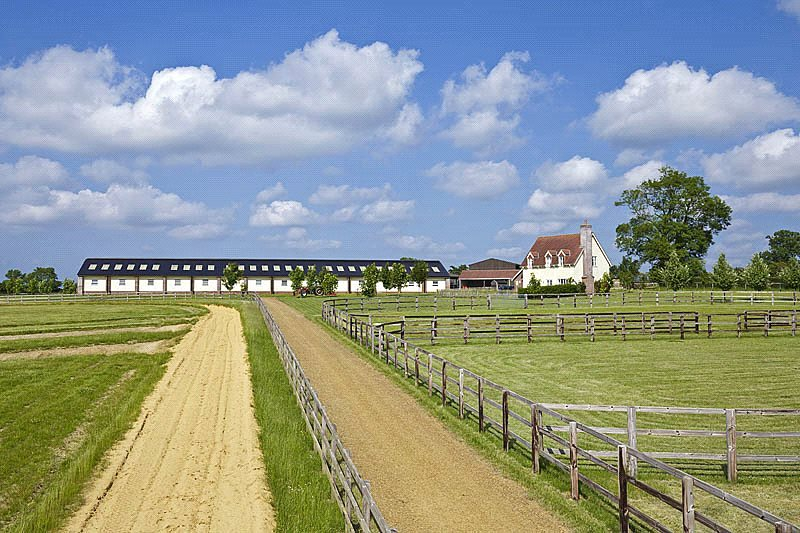 Farm / Ranch / Plantation for Sale at Mulligans Yard, Cowlinge, Newmarket, Suffolk, CB8 Newmarket, England