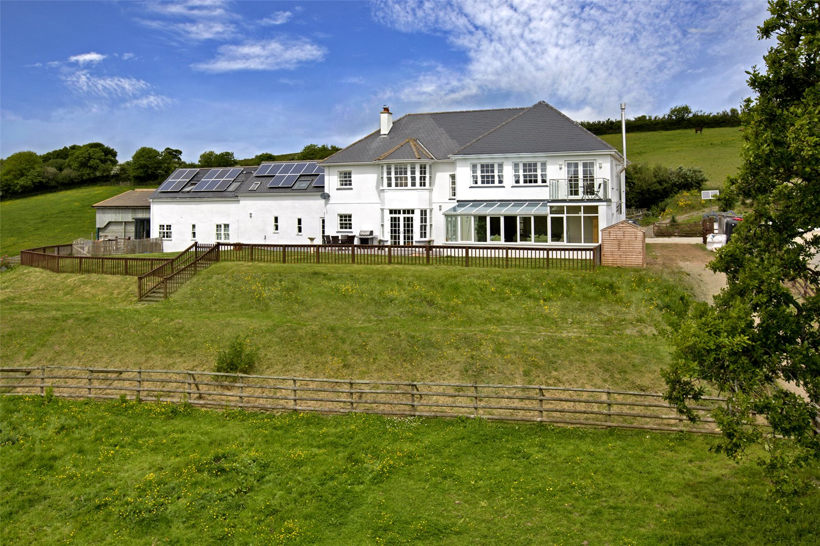 Single Family Home for Sale at Dunsford, Exeter, Devon, EX6 Exeter, England