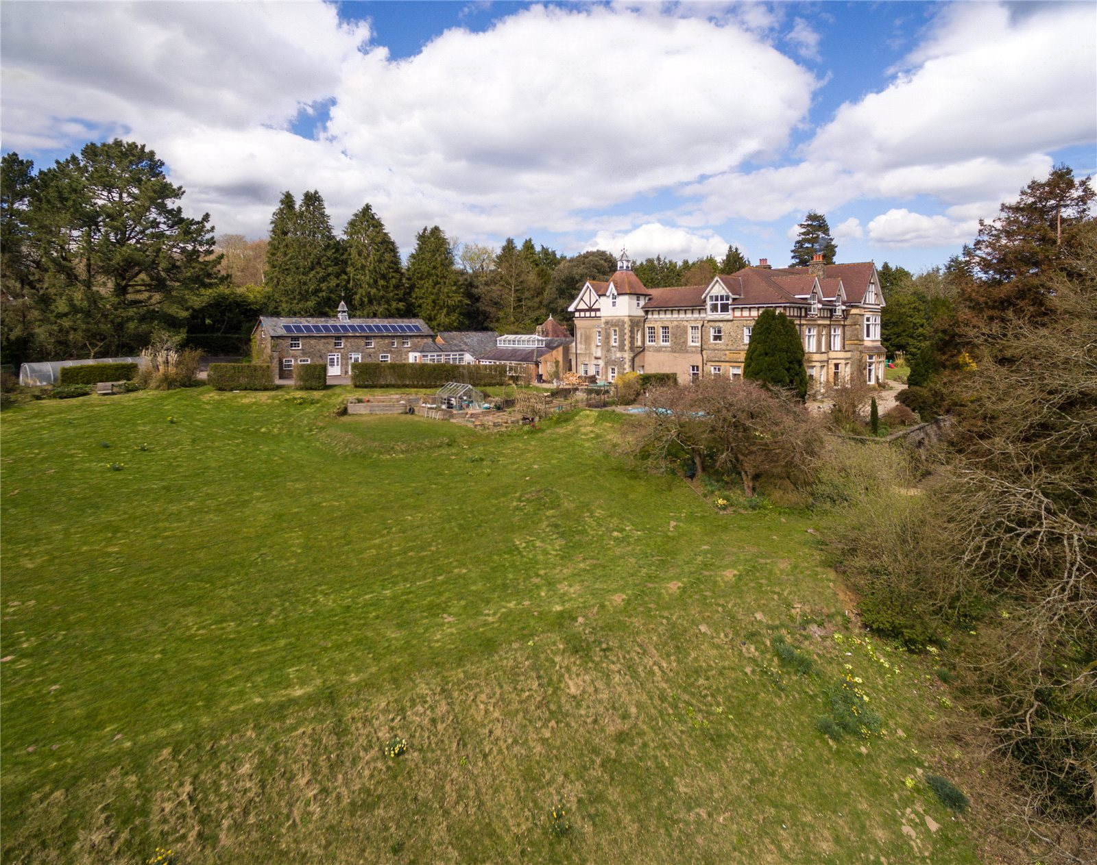 Additional photo for property listing at Wonham, Bampton, Tiverton, Devon, EX16 Tiverton, 영국