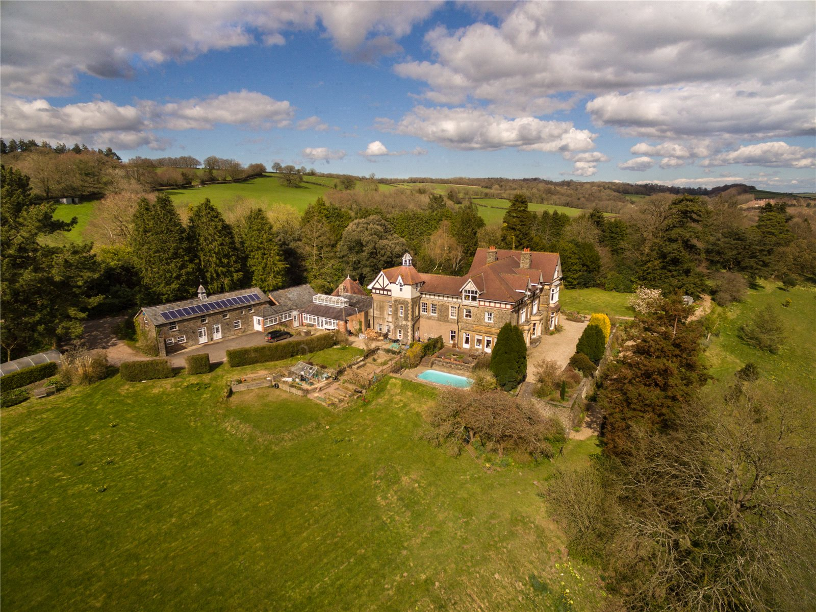 Additional photo for property listing at Wonham, Bampton, Tiverton, Devon, EX16 Tiverton, Αγγλια