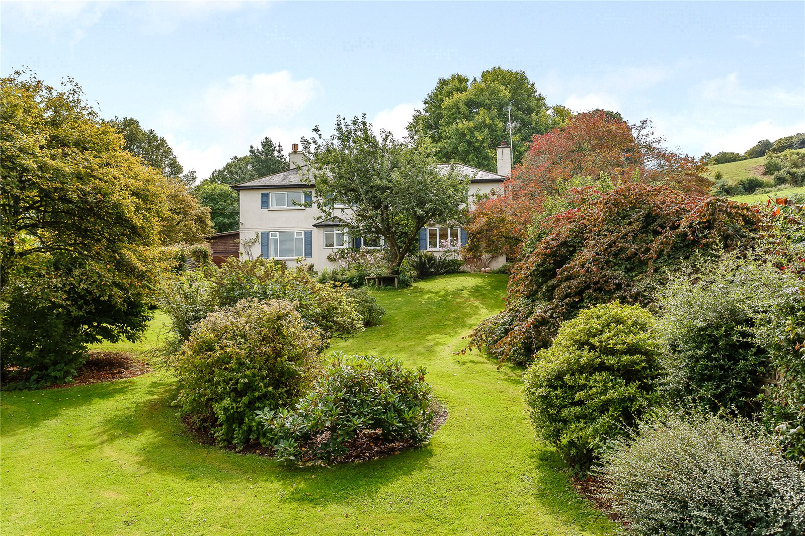 Additional photo for property listing at Chagford, Newton Abbot, Devon, TQ13 Newton Abbot, Angleterre
