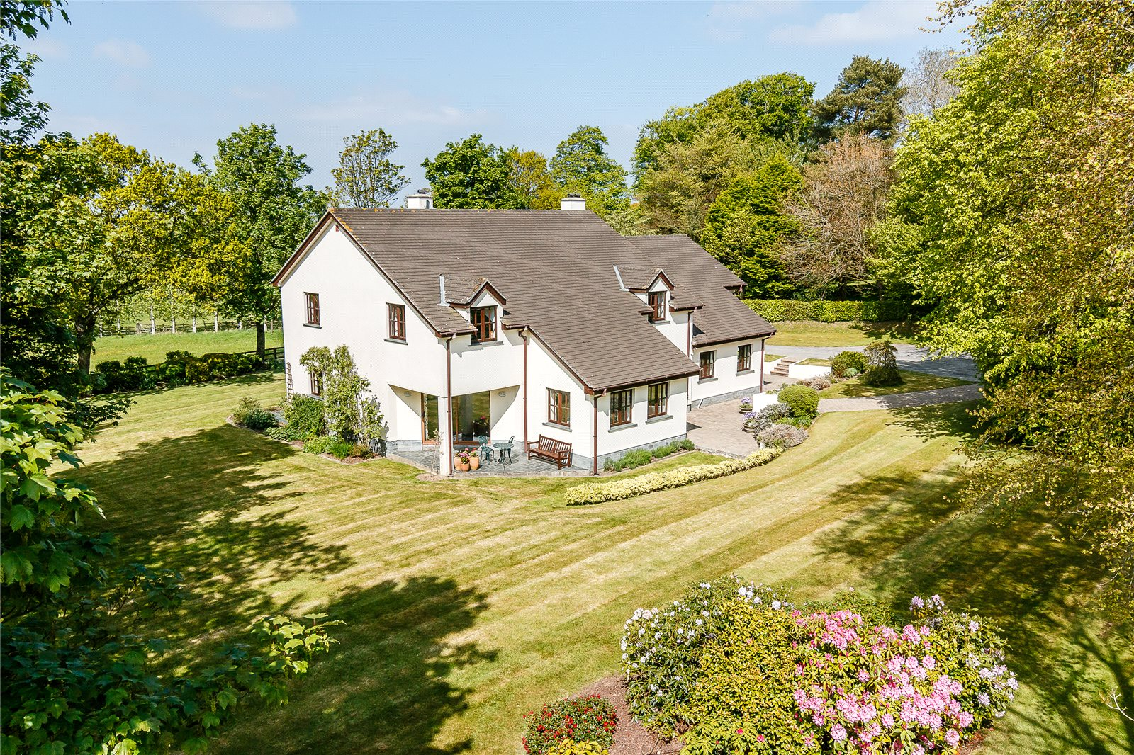 Additional photo for property listing at Spreyton, Crediton, Devon, EX17 Crediton, Angleterre