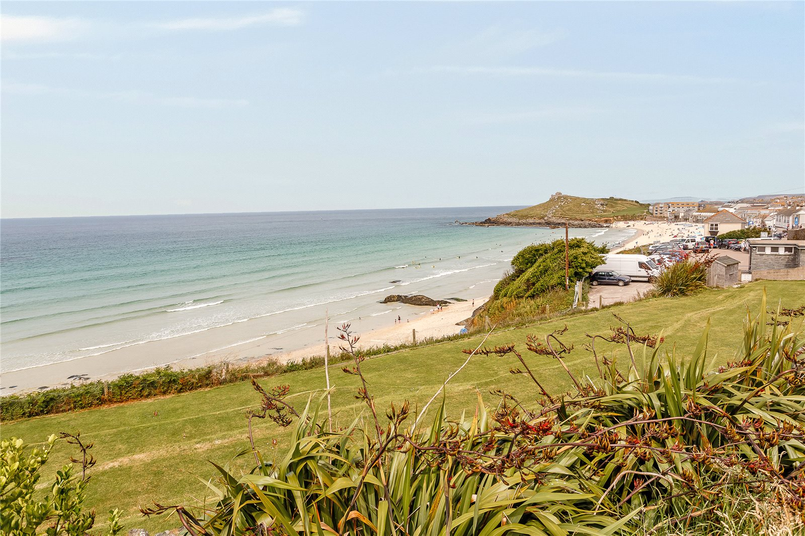 Single Family Home for Sale at Beach Road, St. Ives, Cornwall, TR26 Cornwall, England