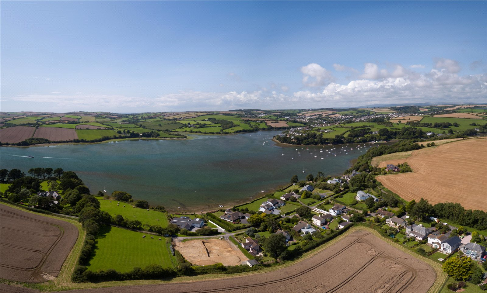 Single Family Home for Sale at Curlew Drive, West Charleton, Kingsbridge, Devon, TQ7 Kingsbridge, England