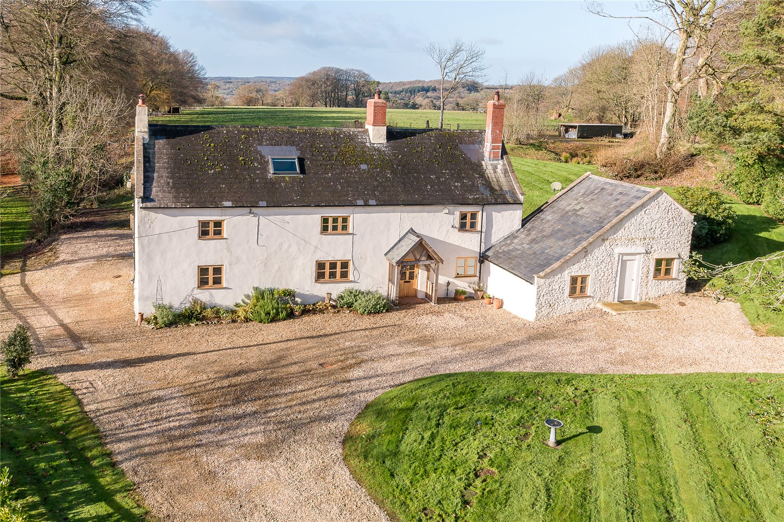Single Family Home for Sale at Churchstanton, Taunton, Somerset, TA3 Taunton, England