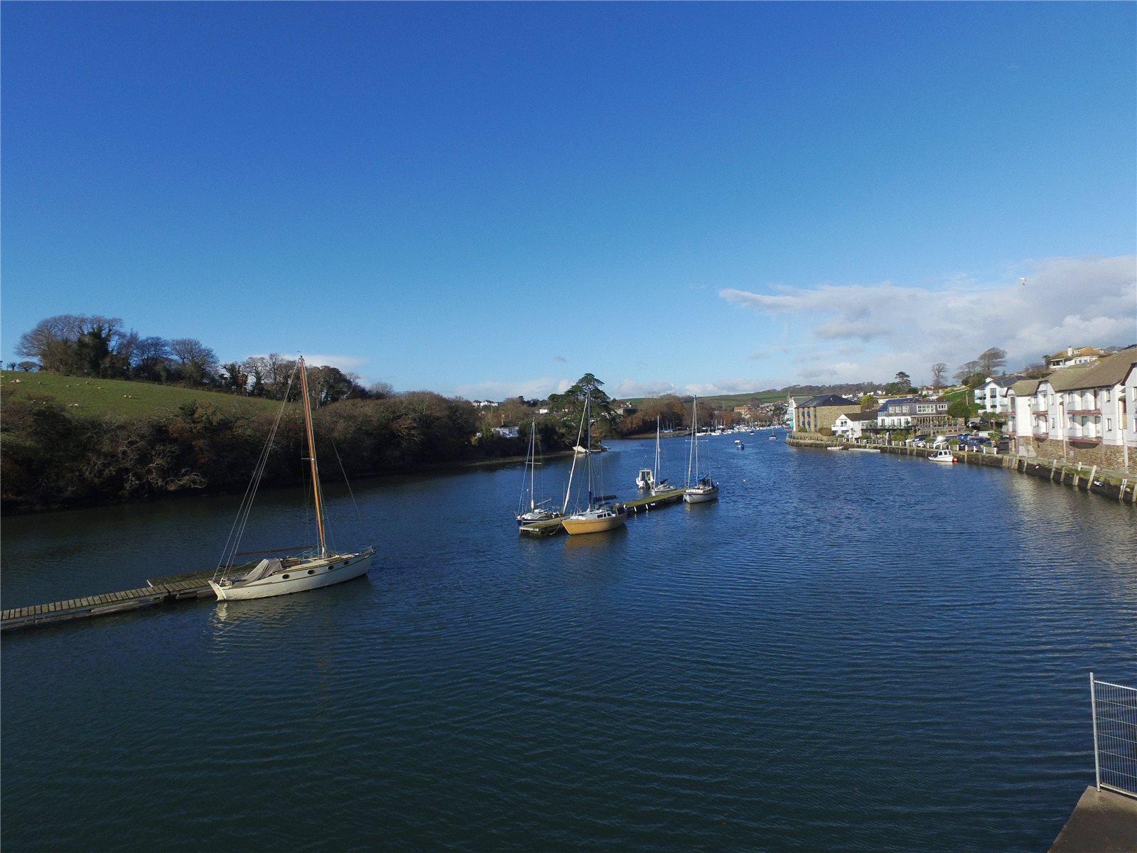 Tek Ailelik Ev için Satış at The Boatyard, Embankment Road, Kingsbridge, Devon, TQ7 Kingsbridge, Ingiltere