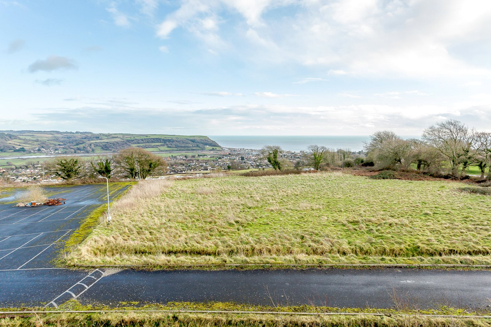 Land / Lot for Sale at Harepath Hill, Seaton, Devon, EX12 Seaton, England