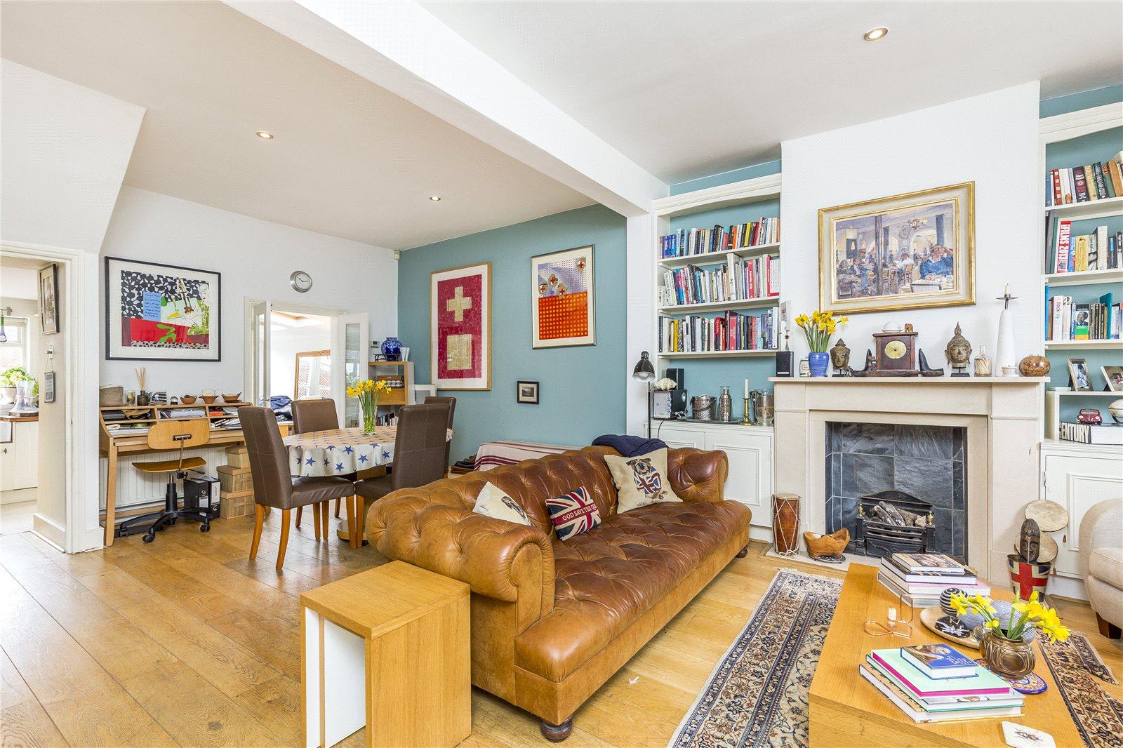 Einfamilienhaus für Verkauf beim Estcourt Road, Fulham, London, SW6 Fulham, London, England
