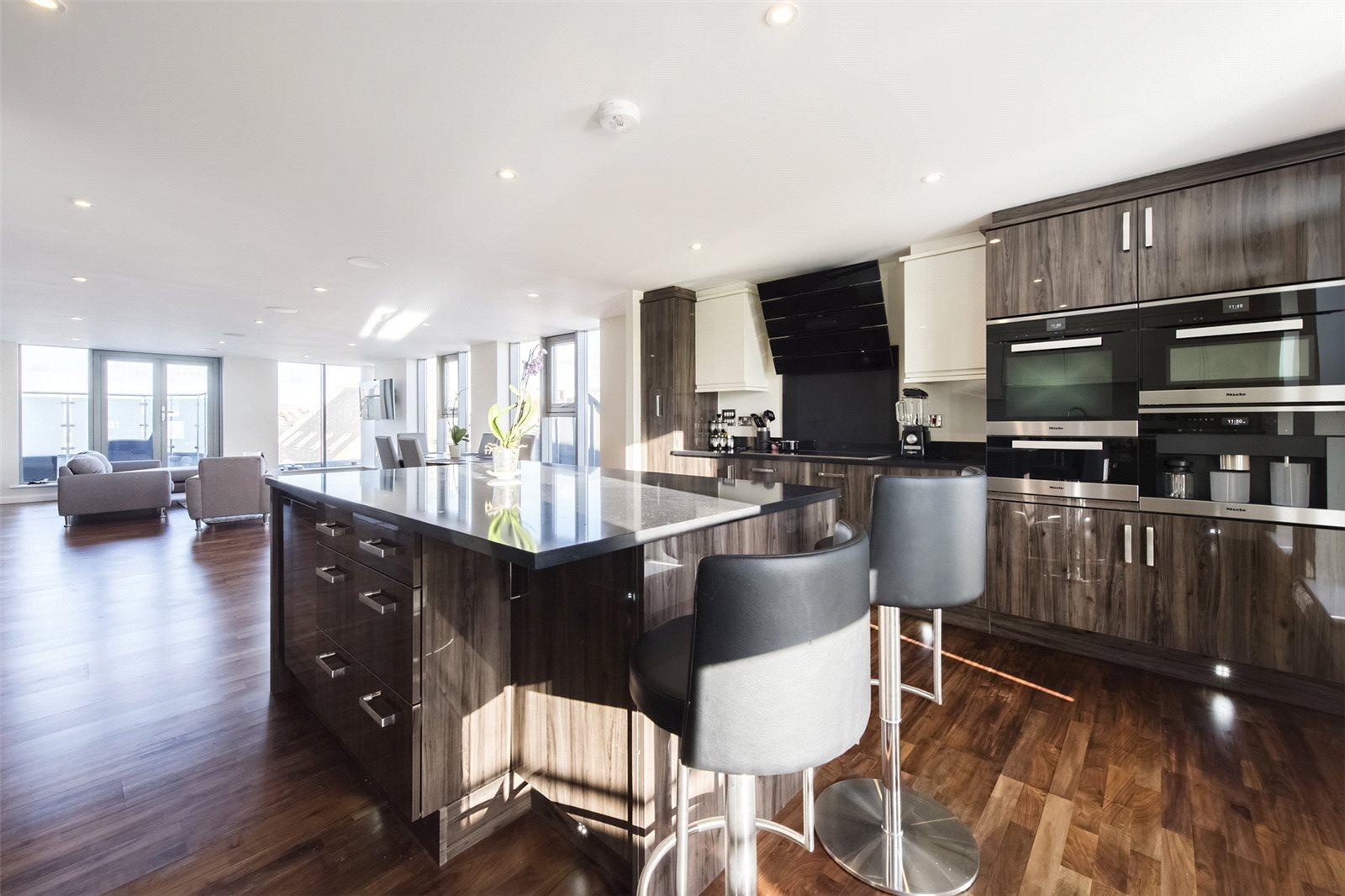 公寓 为 销售 在 Dungannon House, 15 Vanston Place, Fulham, London, SW6 Fulham, London, 英格兰