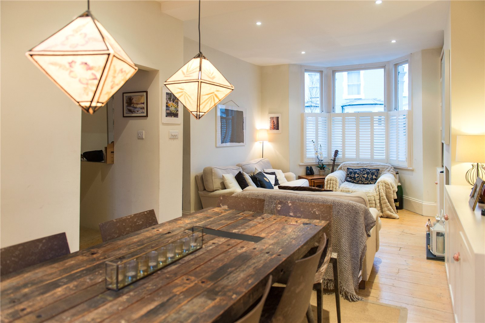 Additional photo for property listing at Burnthwaite Road, London, SW6 London, Inglaterra
