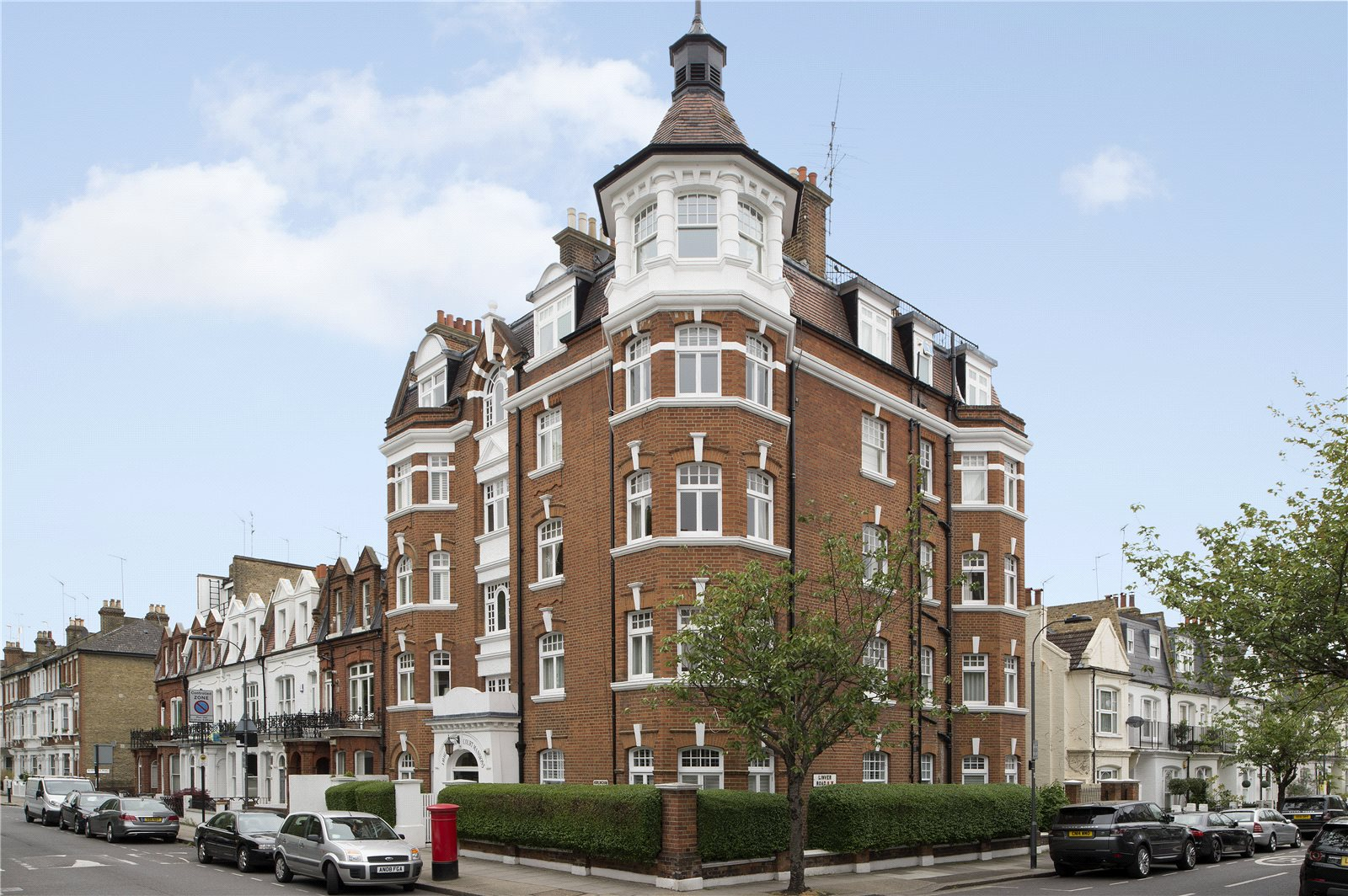 Additional photo for property listing at Hurlingham Court Mansions, Hurlingham Road, London, SW6 London, 英格兰