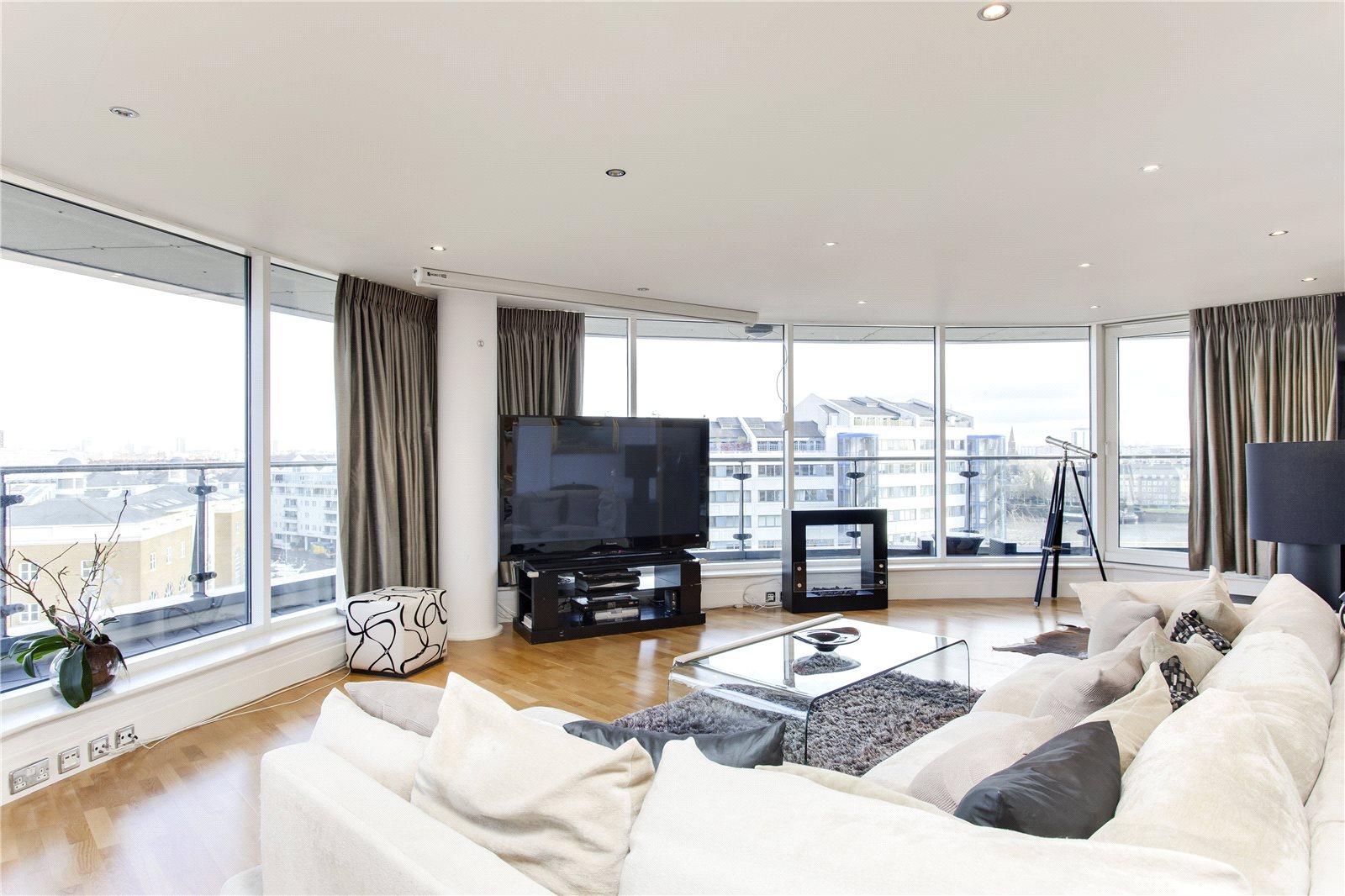 集合住宅 のために 売買 アット Chelsea Vista, The Boulevard, Fulham, London, SW6 Fulham, London, イギリス