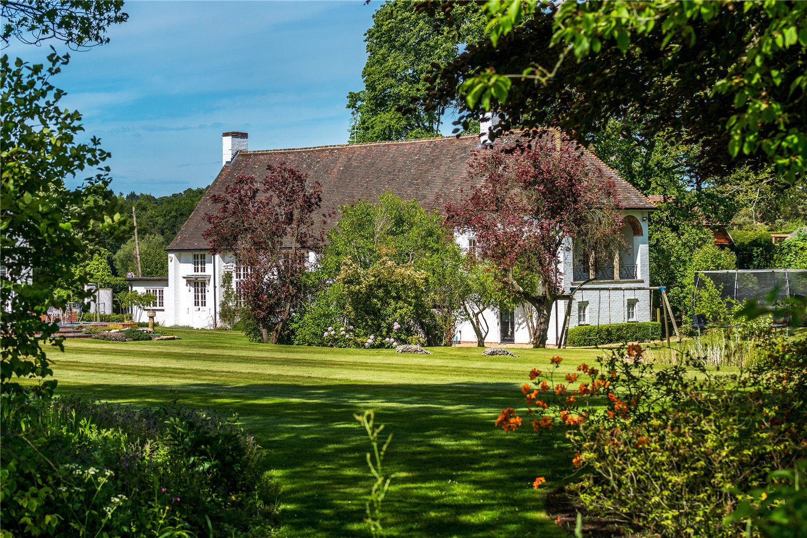 Additional photo for property listing at Frensham, Farnham, Surrey, GU10 Farnham, Inglaterra