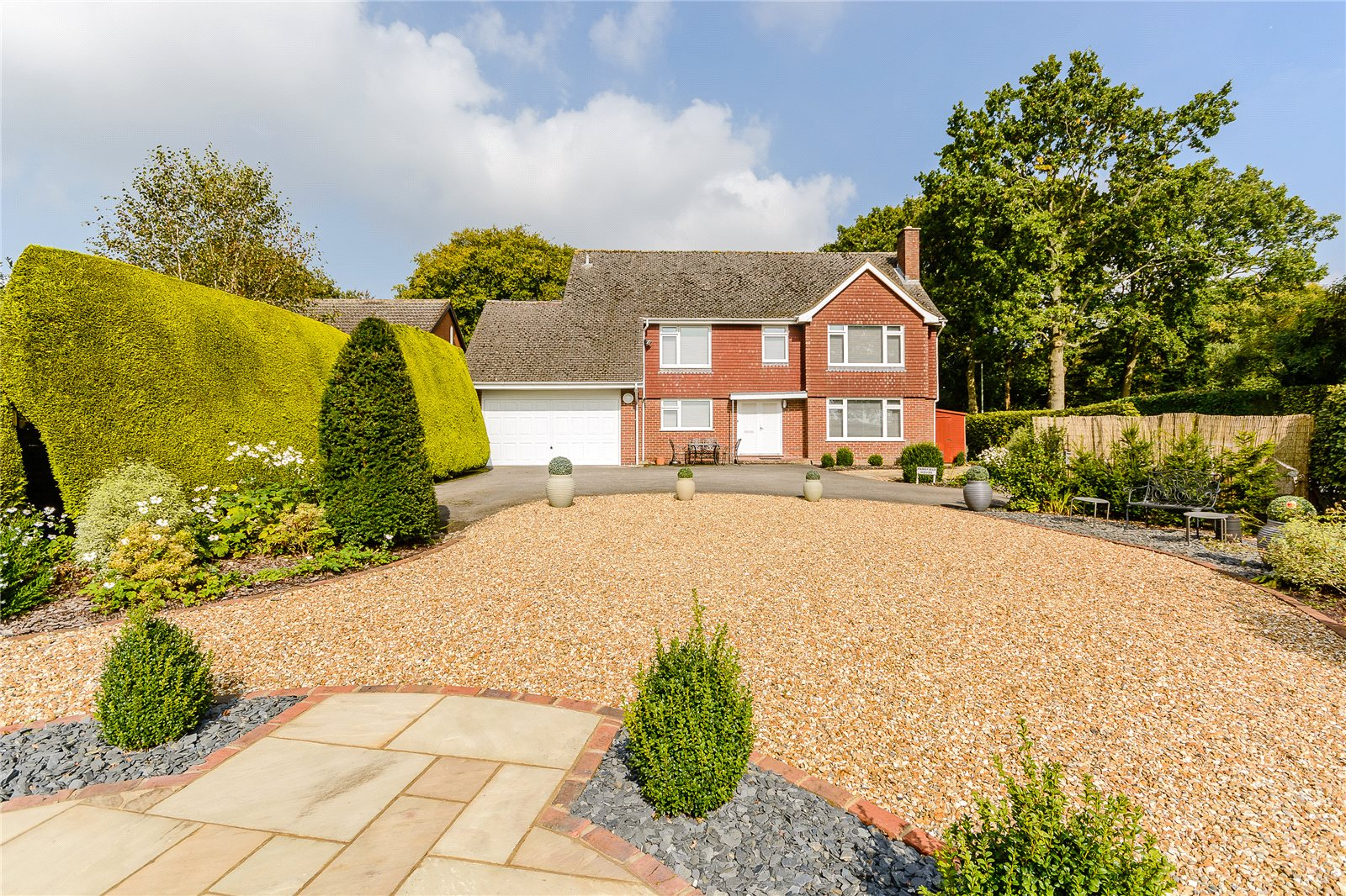 Single Family Home For Sale At Upper Old Park Lane Farnham Surrey GU9