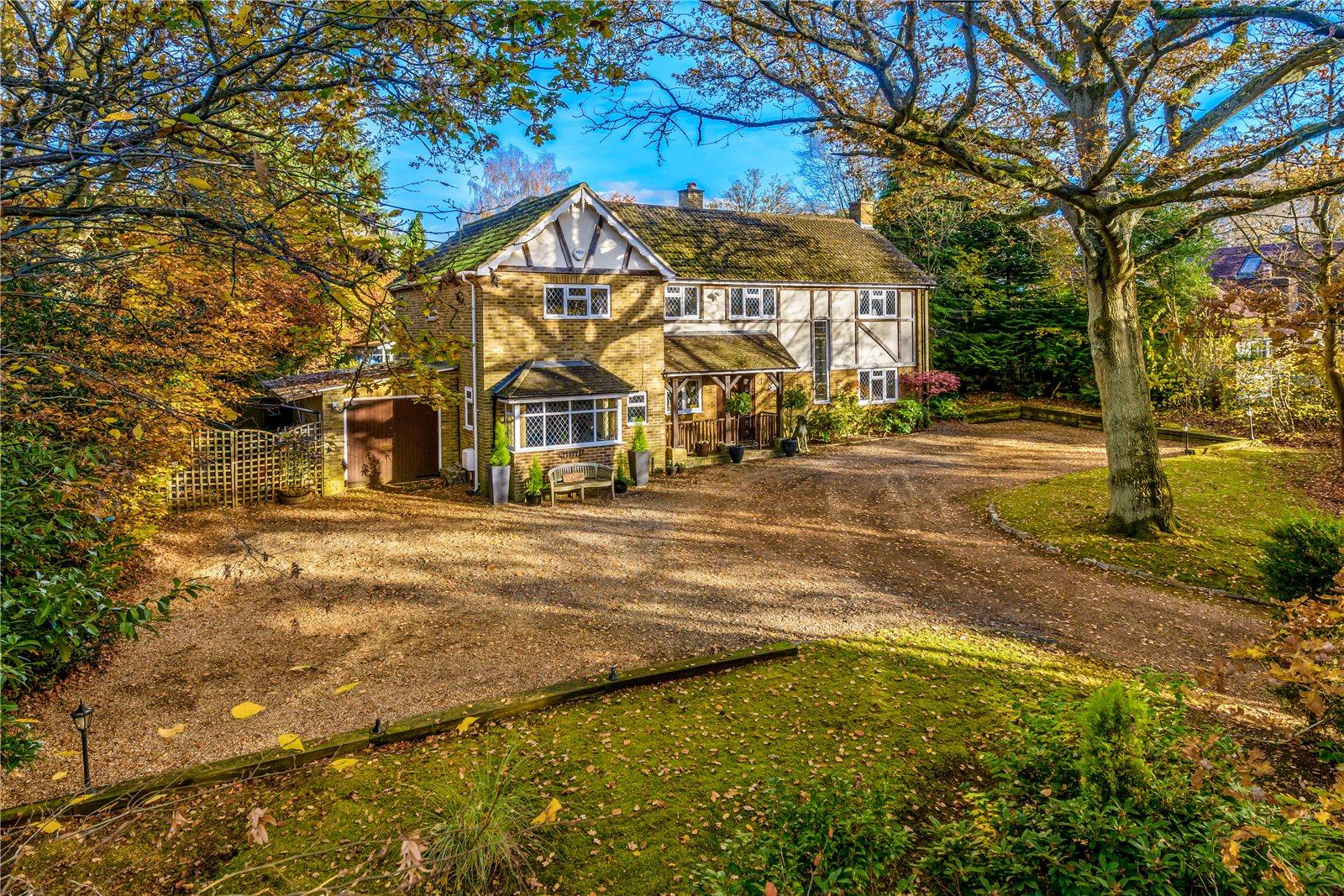 Maison unifamiliale pour l Vente à Binton Lane, Seale, Farnham, Surrey, GU10 Farnham, Angleterre