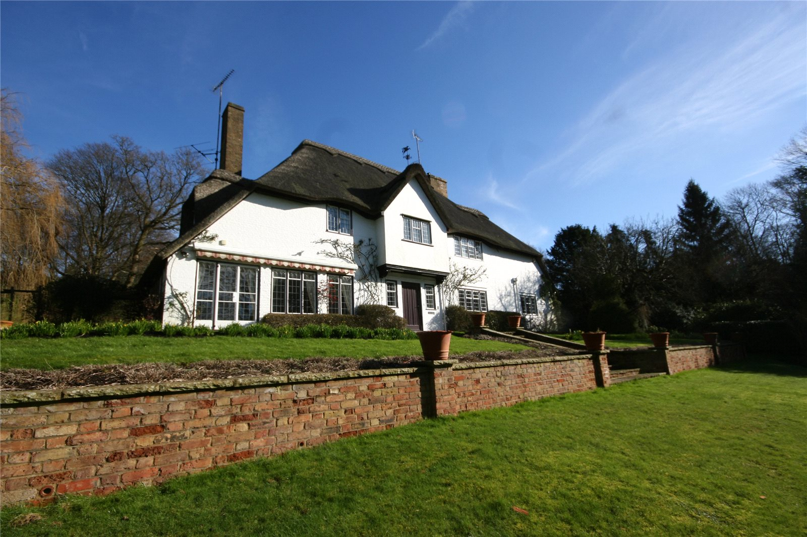 独户住宅 为 销售 在 Hedgerley Lane, Gerrards Cross, Buckinghamshire, SL9 Gerrards Cross, 英格兰