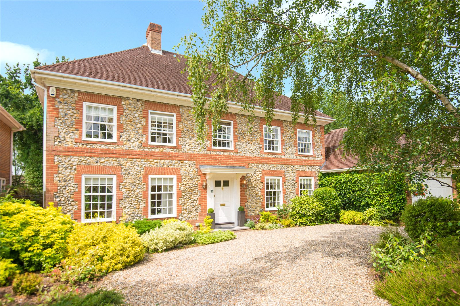 Casa Unifamiliar por un Venta en St Huberts Close, Gerrards Cross, Buckinghamshire, SL9 Gerrards Cross, Inglaterra
