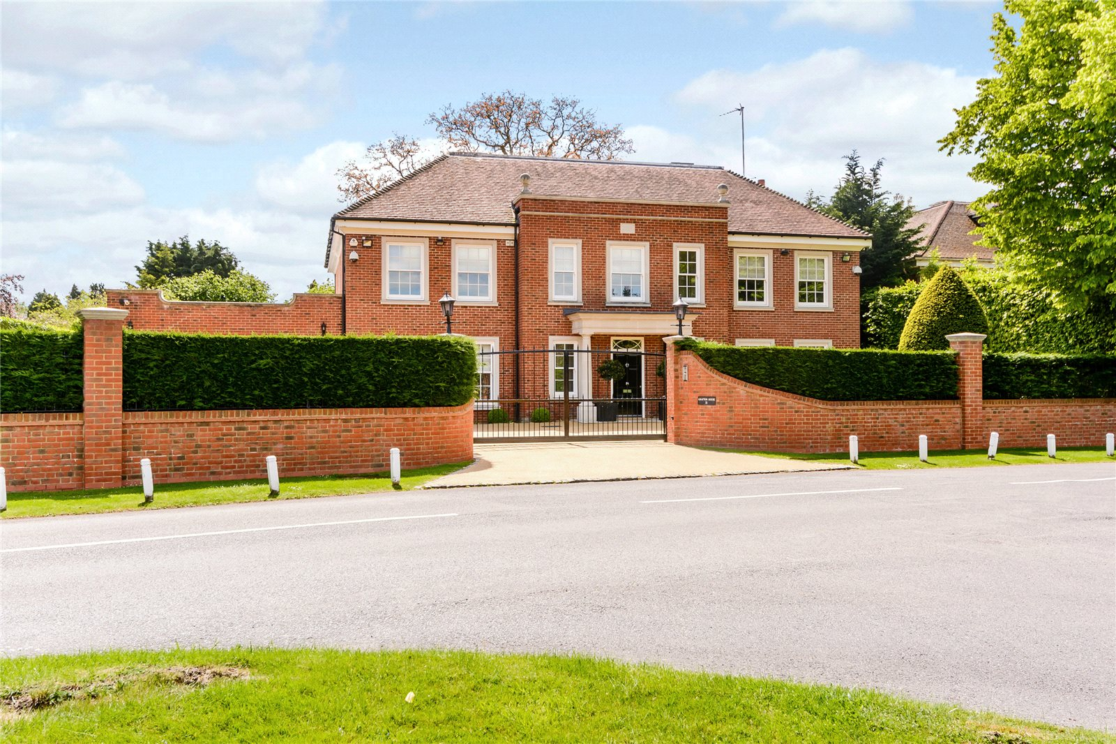 Casa Unifamiliar por un Venta en Camp Road, Gerrards Cross, Buckinghamshire, SL9 Gerrards Cross, Inglaterra