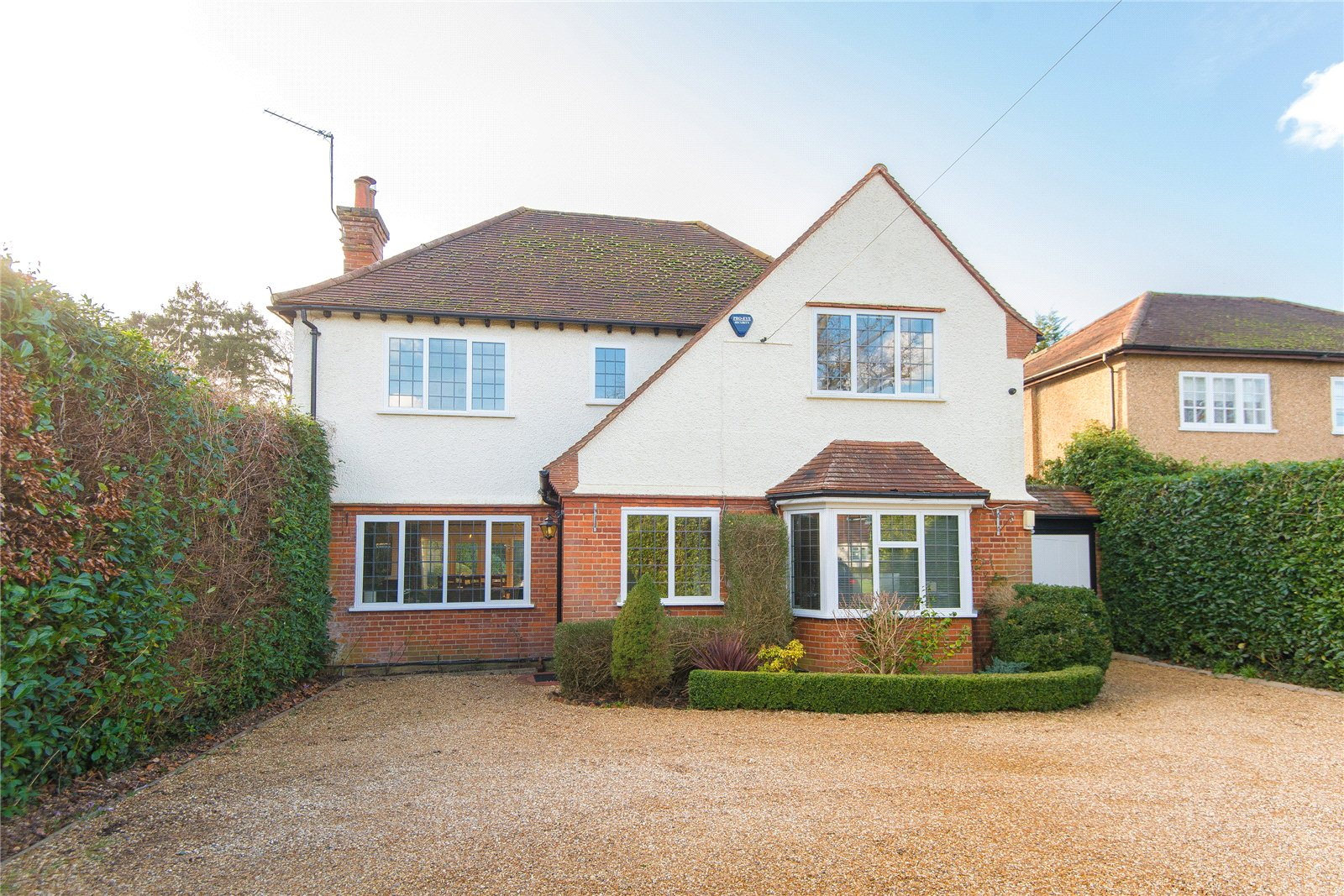獨棟家庭住宅 為 出售 在 Fulmer Road, Gerrards Cross, Buckinghamshire, SL9 Gerrards Cross, 英格蘭
