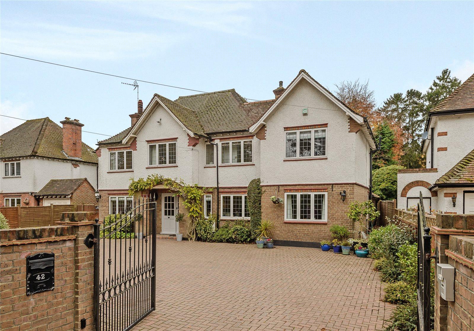 独户住宅 为 销售 在 Fulmer Road, Gerrards Cross, Buckinghamshire, SL9 Gerrards Cross, 英格兰
