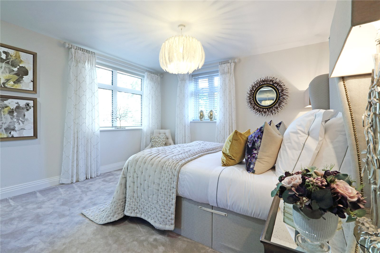 Additional photo for property listing at Scholars Place, South Park Drive, Gerrards Cross, Buckinghsmahire, SL9 Angleterre