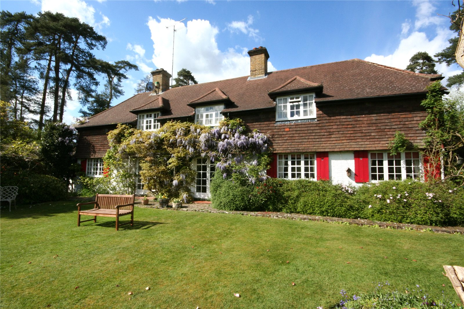 獨棟家庭住宅 為 出售 在 Stoke Common Road, Fulmer, Buckinghamshire, SL3 Fulmer, 英格蘭