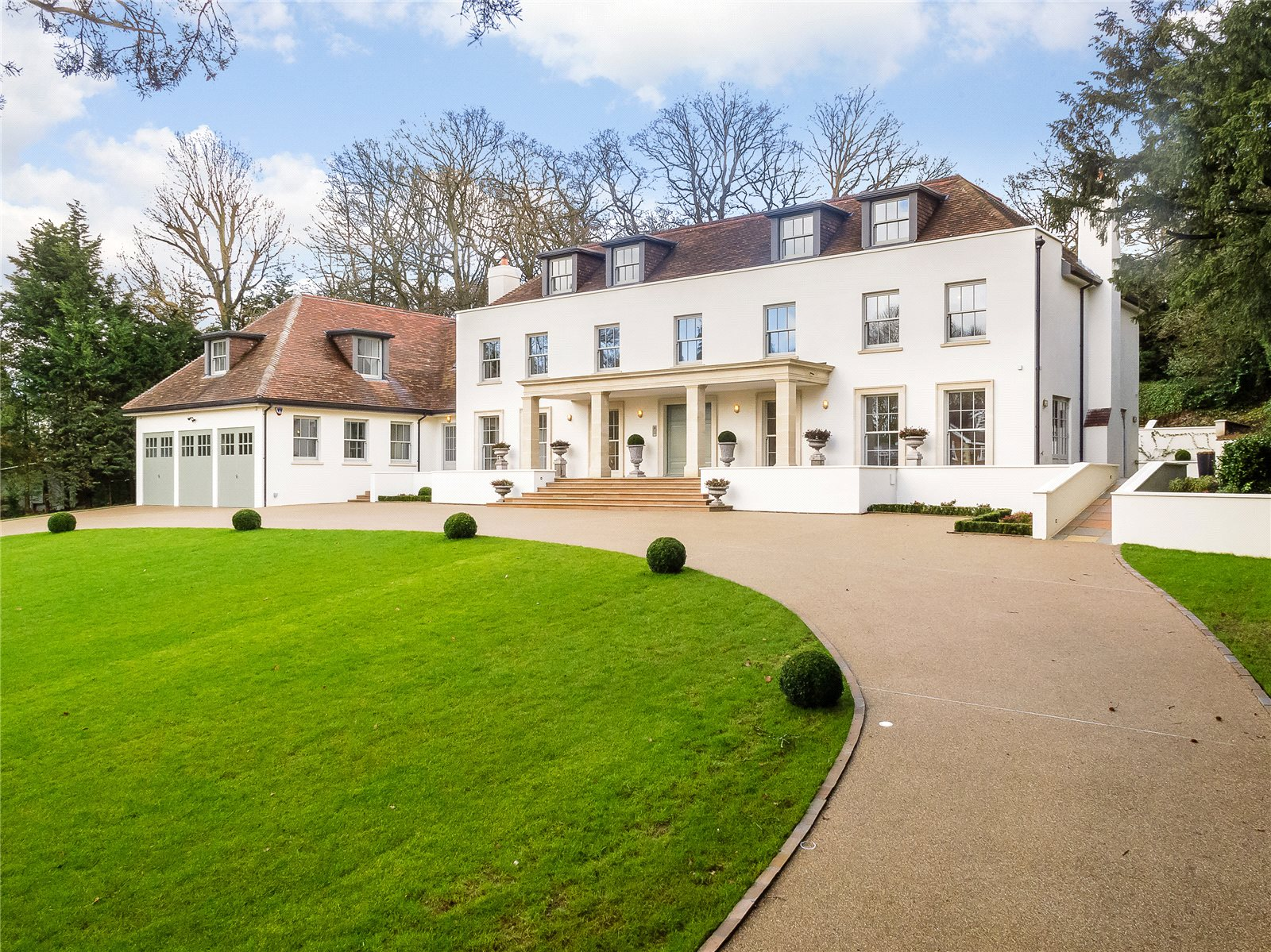 Villa per Vendita alle ore Camp Road, Gerrards Cross, Buckinghamshire, SL9 Gerrards Cross, Inghilterra