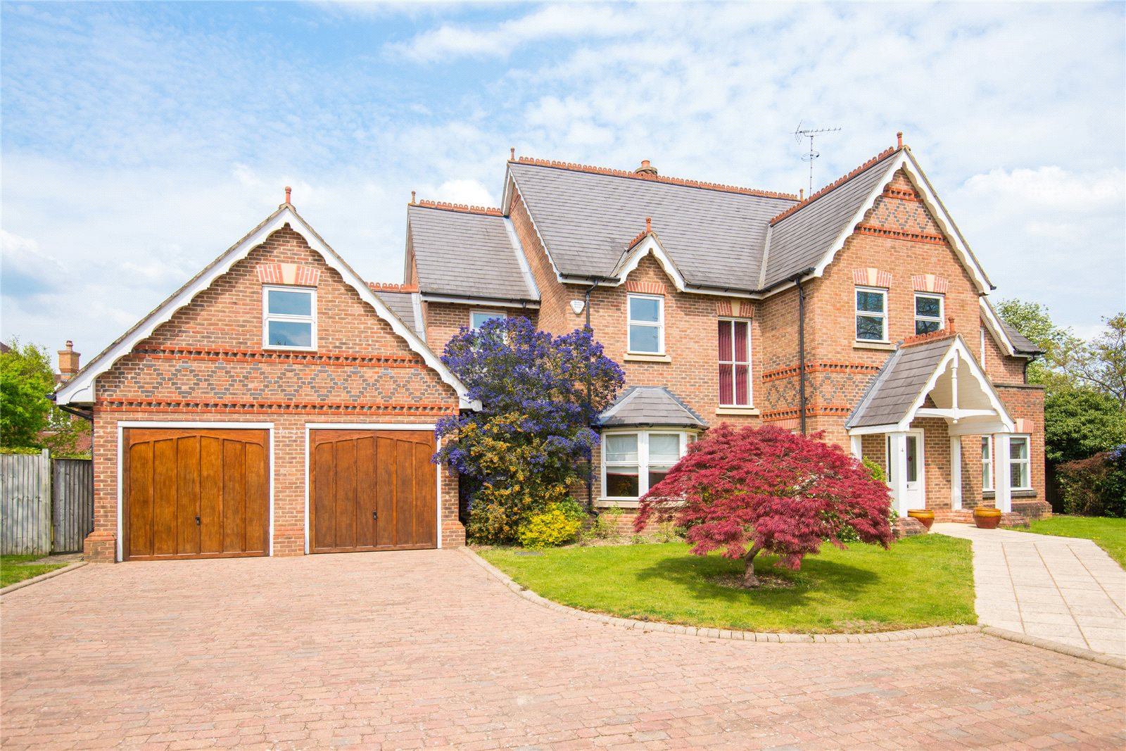 Vivienda unifamiliar por un Venta en Stoneyfield, Gerrards Cross, Buckinghamshire, SL9 Gerrards Cross, Inglaterra