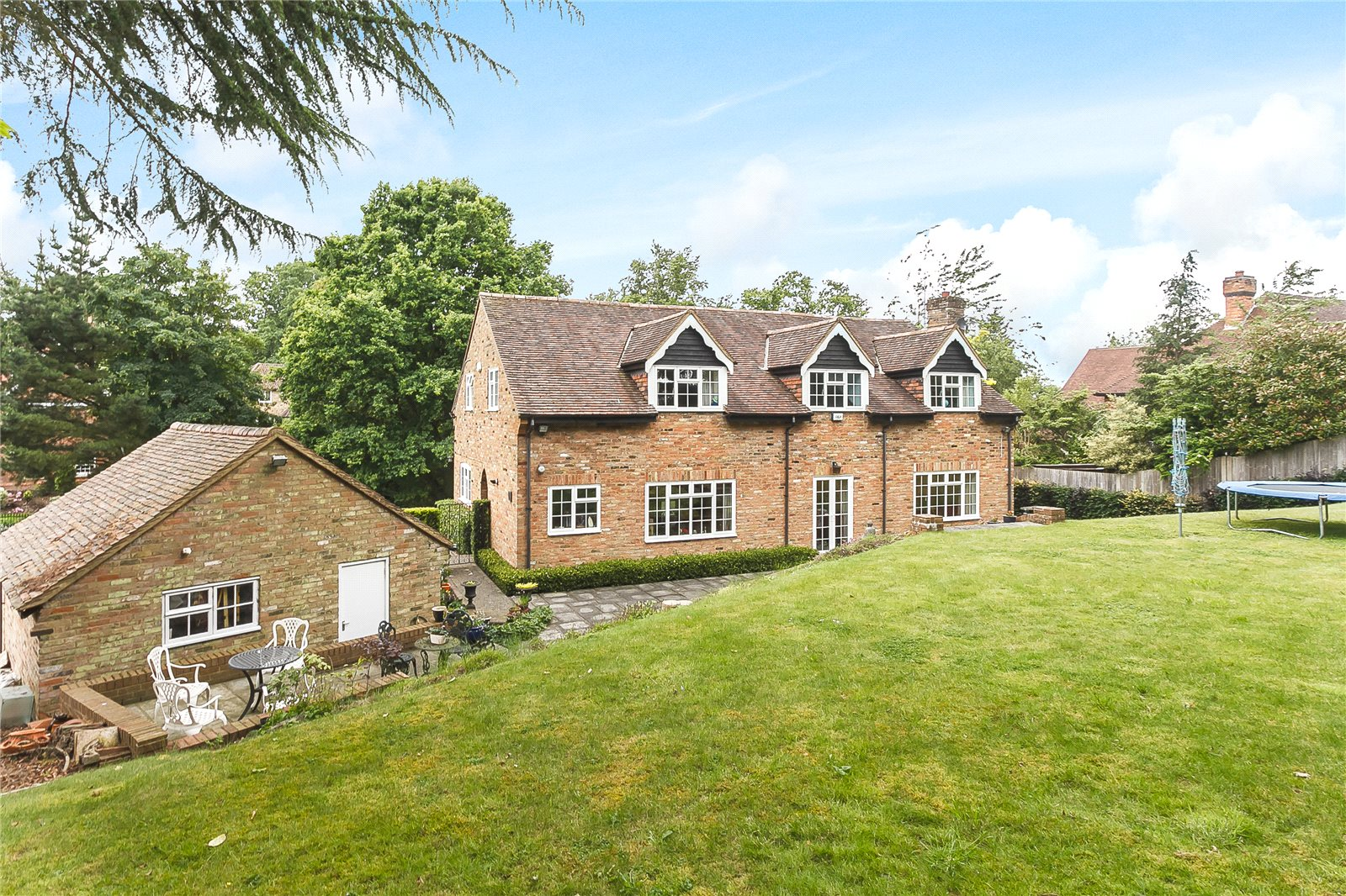 Single Family Home for Sale at Camp Road, Gerrards Cross, Buckinghamshire, SL9 Gerrards Cross, England