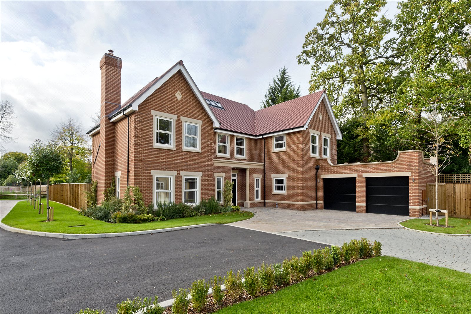 Casa Unifamiliar por un Venta en Glade In The Spinney, Gerrards Cross, Buckinghamshire, SL9 Gerrards Cross, Inglaterra
