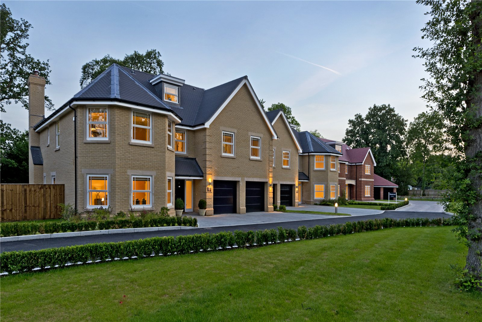 Vivienda unifamiliar por un Venta en Glade In The Spinney, Gerrards Cross, Buckinghamshire, SL9 Gerrards Cross, Inglaterra