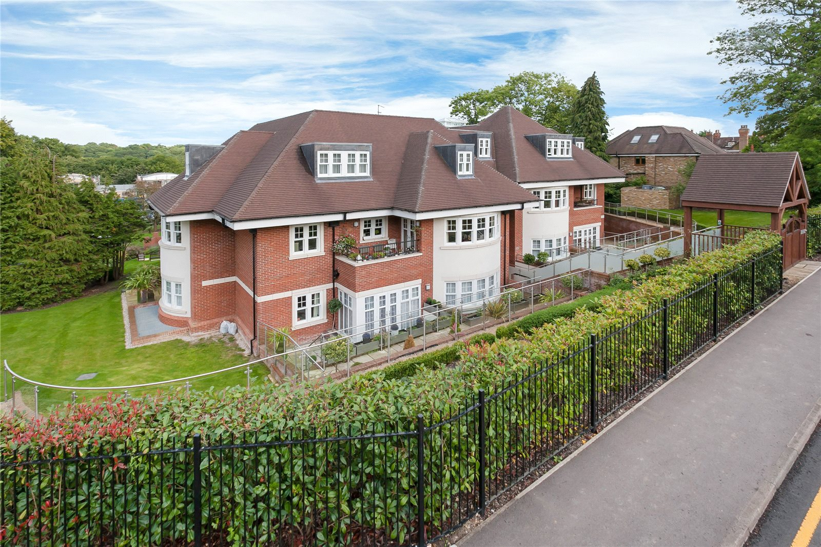 Apartamento por un Venta en Baytrees, 20 South Park View, Gerrards Cross, Buckinghamshire, SL9 Gerrards Cross, Inglaterra