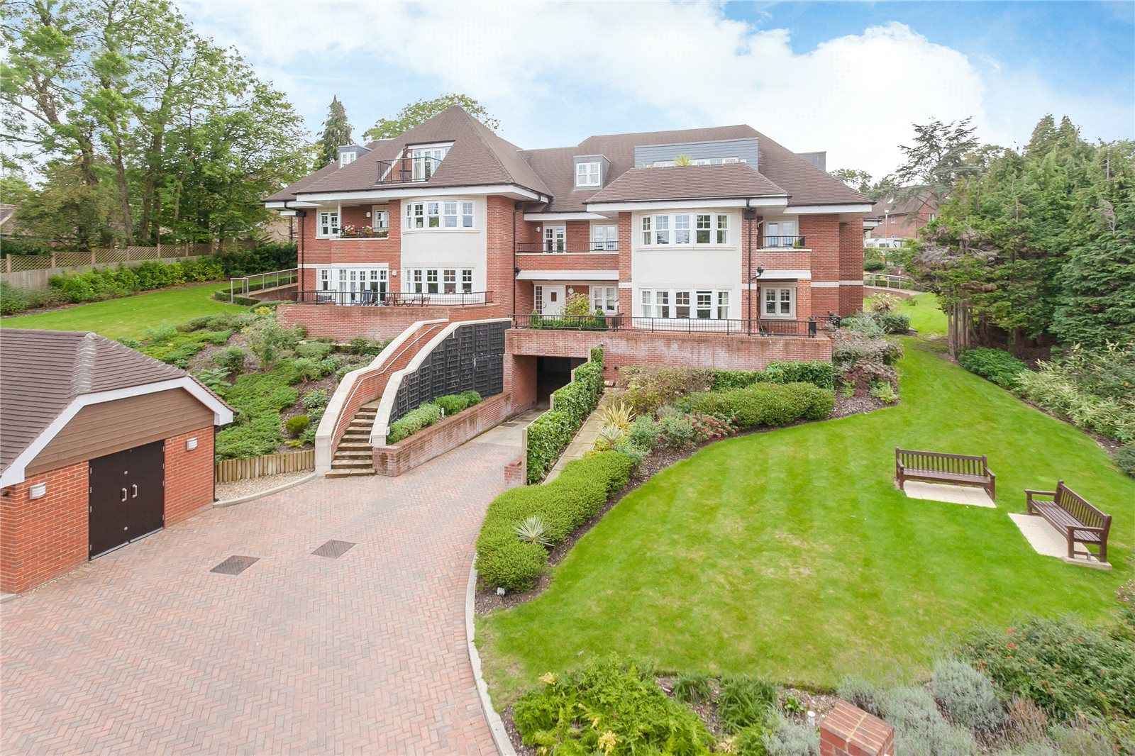 주거 부지 용 매매 에 Baytrees, 20 South Park View, Gerrards Cross, Buckinghamshire, SL9 Gerrards Cross, 영국