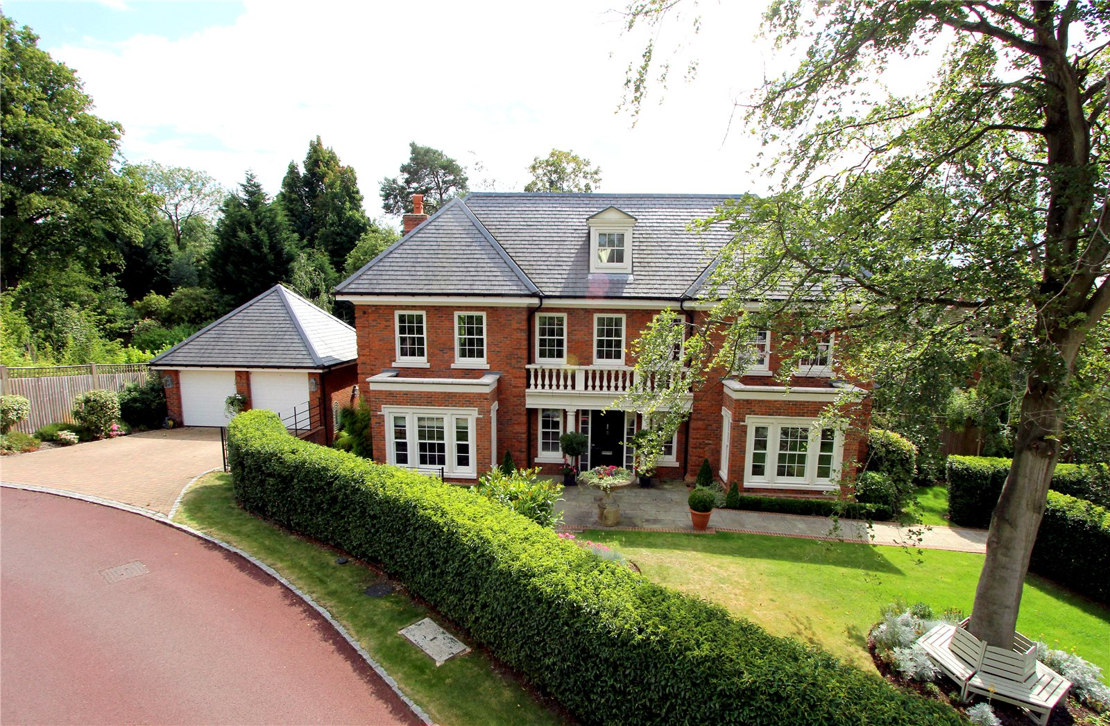 Tek Ailelik Ev için Satış at Oak Wood Place, Gerrards Cross, Buckinghamshire, SL9 Gerrards Cross, Ingiltere
