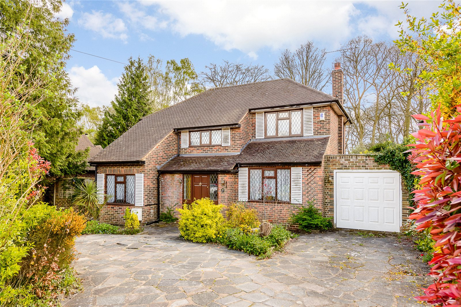 Casa Unifamiliar por un Venta en High Beeches, Gerrards Cross, Buckinghamshire, SL9 Gerrards Cross, Inglaterra