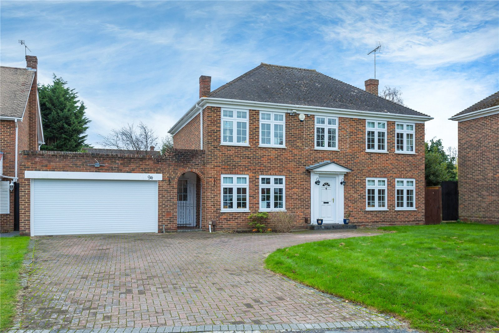 Maison unifamiliale pour l Vente à The Fairway, Burnham, Berkshire, SL1 Burnham, Angleterre