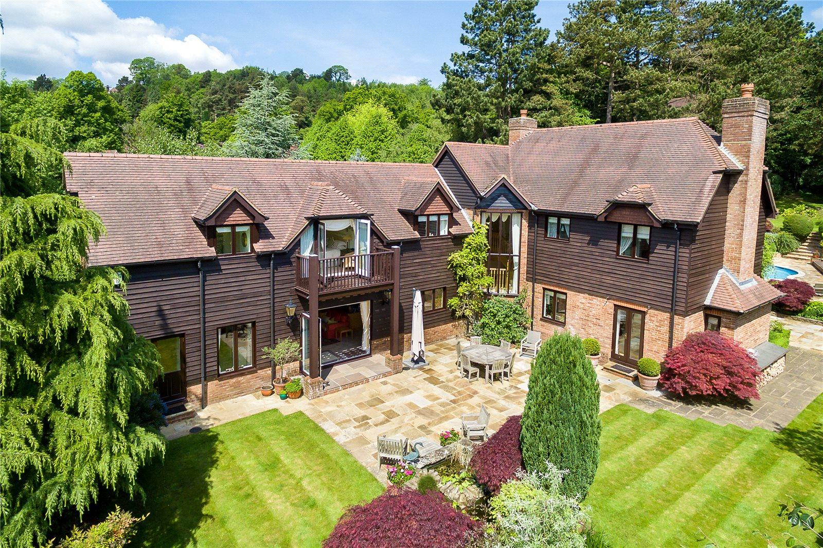 一戸建て のために 売買 アット Hambledon Park, Hambledon, Godalming, Surrey, GU8 Godalming, イギリス