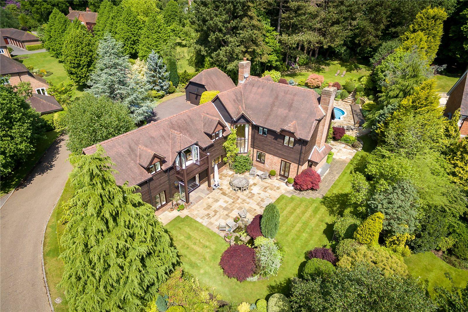 Maison unifamiliale pour l Vente à Hambledon Park, Hambledon, Godalming, Surrey, GU8 Godalming, Angleterre