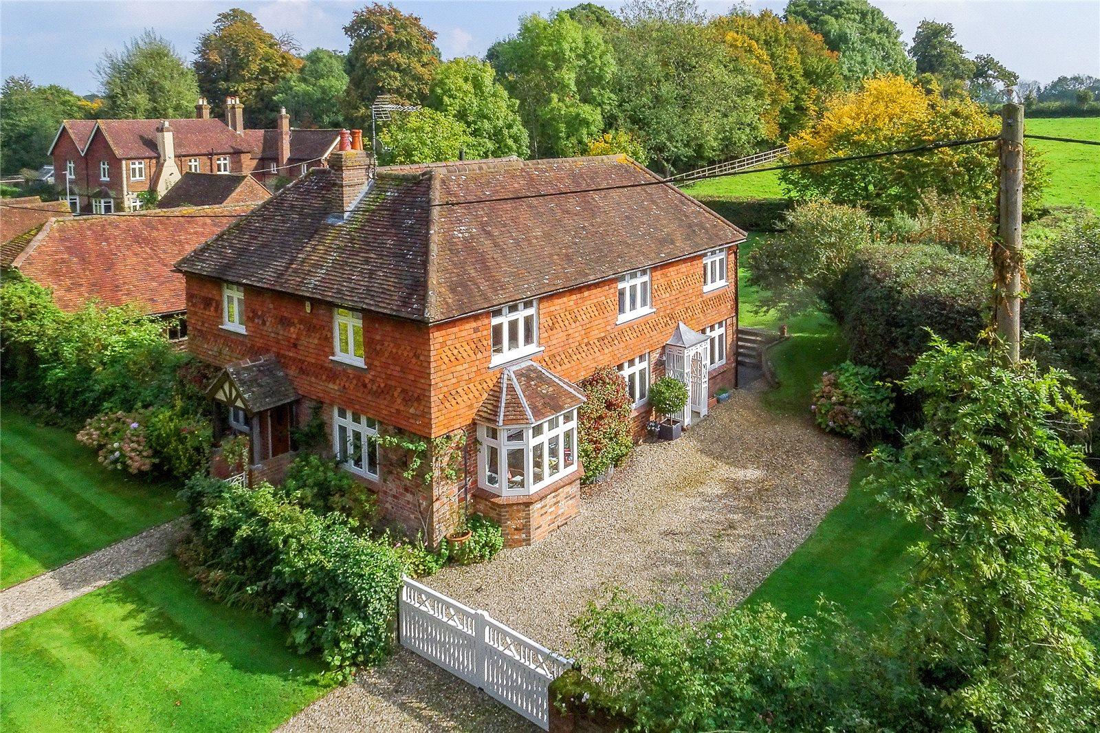 Maison unifamiliale pour l Vente à Pockford Road, Chiddingfold, Godalming, Surrey, GU8 Godalming, Angleterre