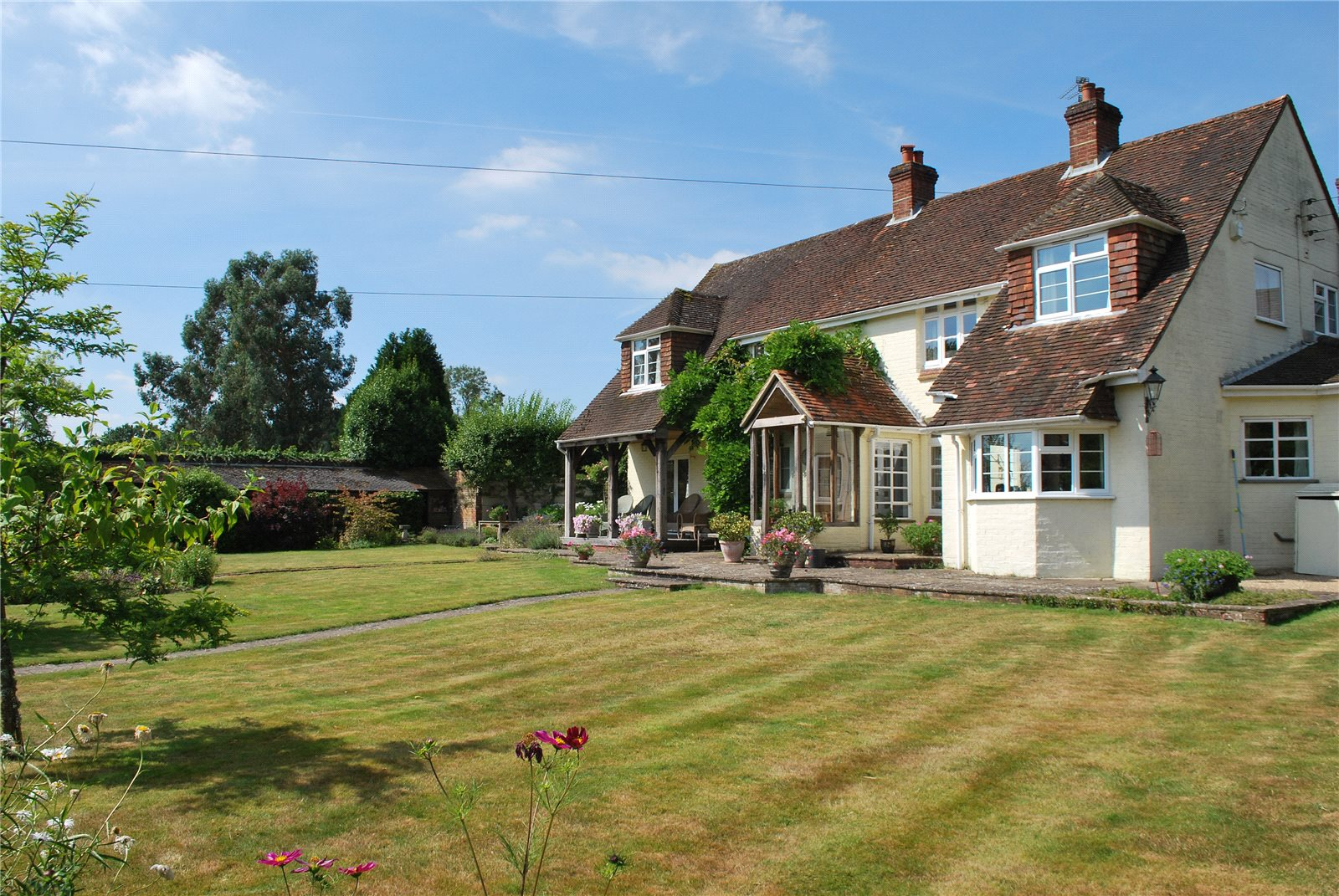Maison unifamiliale pour l Vente à The Common, Dunsfold, Godalming, Surrey, GU8 Godalming, Angleterre