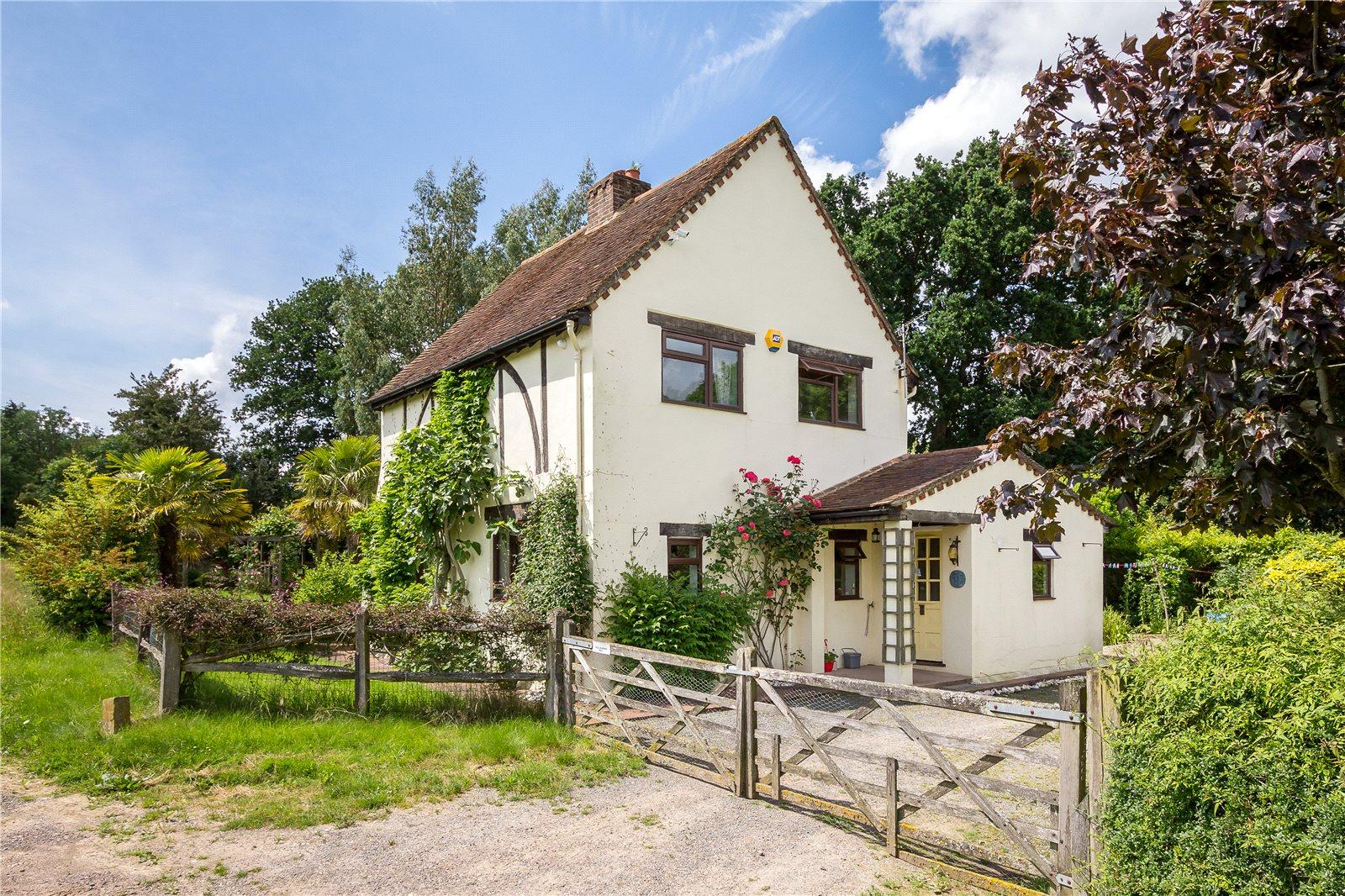一戸建て のために 売買 アット Wanborough, Guildford, Surrey, GU3 Guildford, イギリス