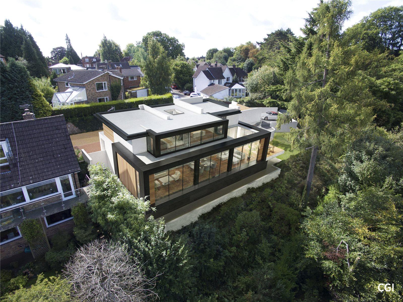 Maison unifamiliale pour l Vente à Summerhouse Close, Godalming, Surrey, GU7 Godalming, Angleterre