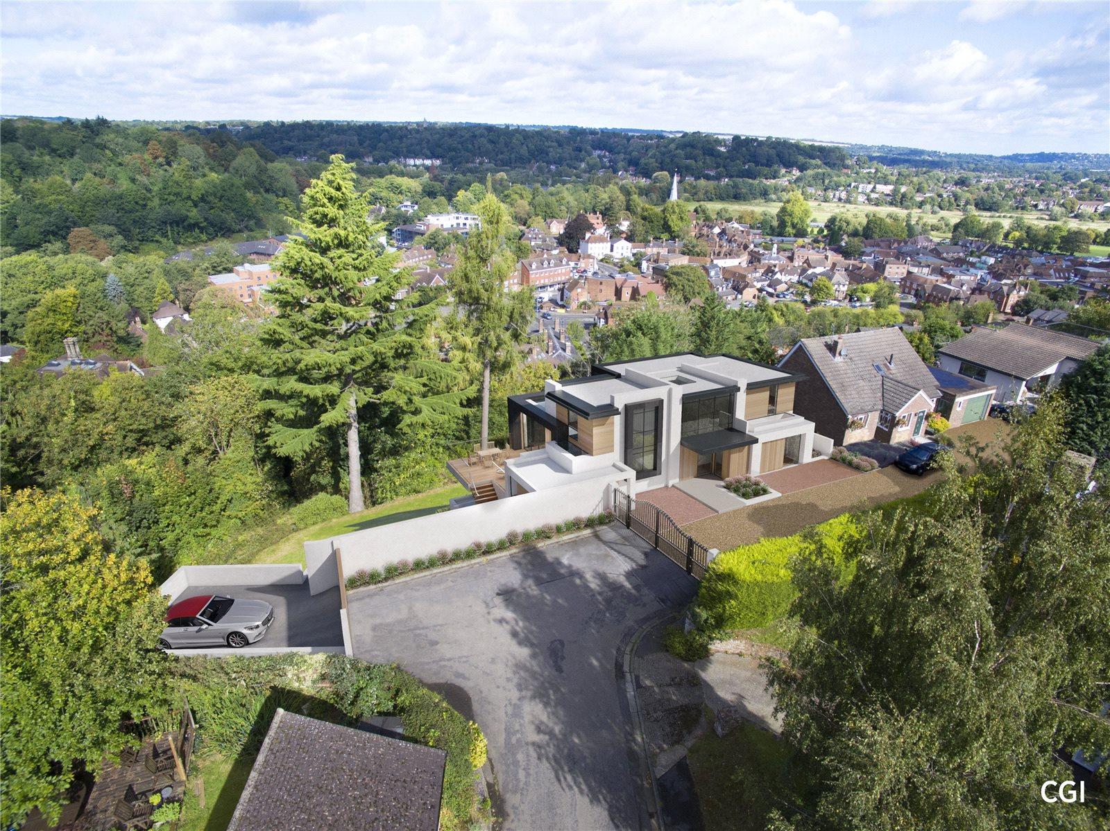 Частный дом для того Продажа на Summerhouse Close, Godalming, Surrey, GU7 Godalming, Англия